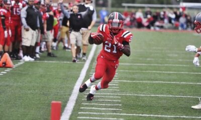 Marquael Parks Ohio running back
