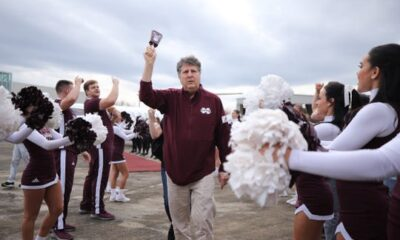 Mike Leach Mississippi State