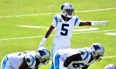 Teddy Bridgewater Carolina Panthers