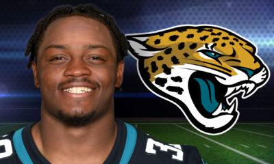 James Robinson Jaguars