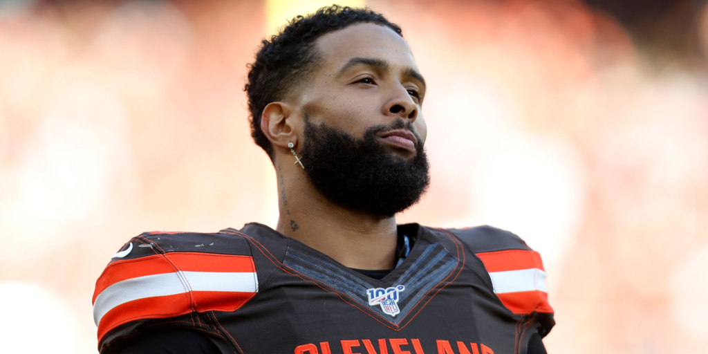 Odell Beckham Jr. Browns