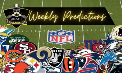 Draft Diamonds Weekly Predictions