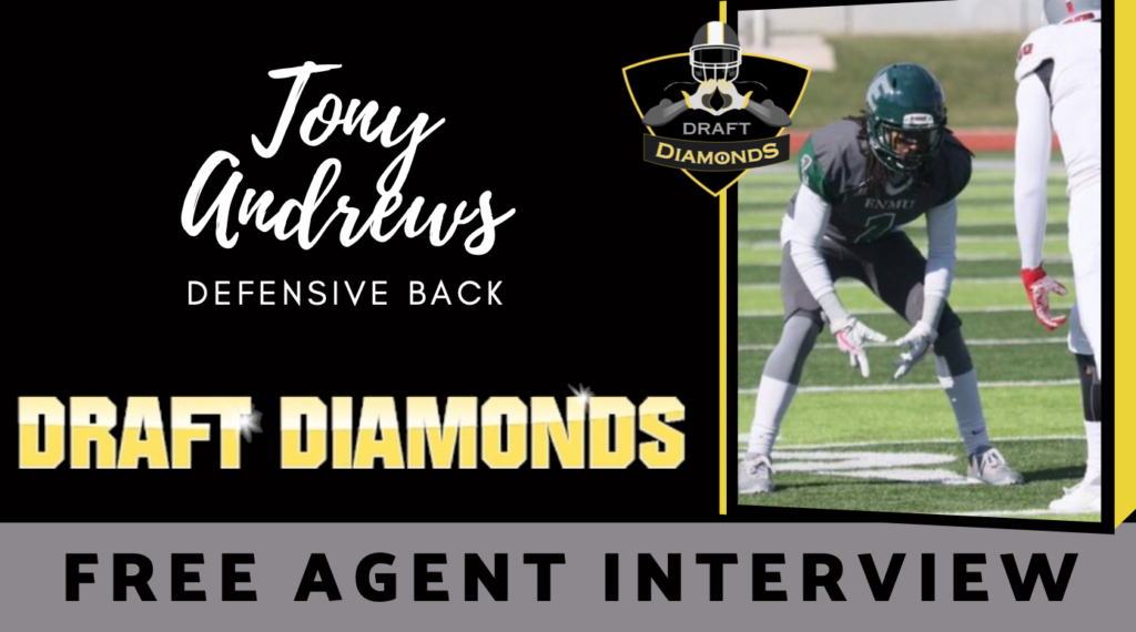 Tony Andrews Free Agent