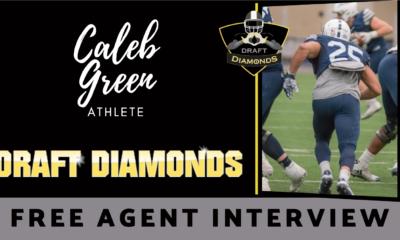 Caleb Green Free Agent