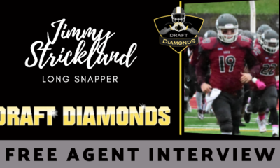 Jimmy Strickland Free Agent