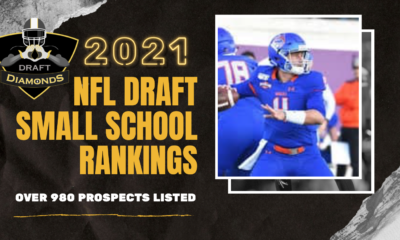 NFL Draft Diamonds Small School Rankings 2021