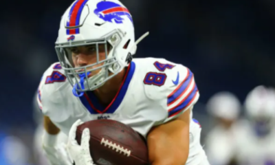 Nate Becker bills signed practice squad