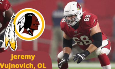 Jeremy Vujnovich Redskins