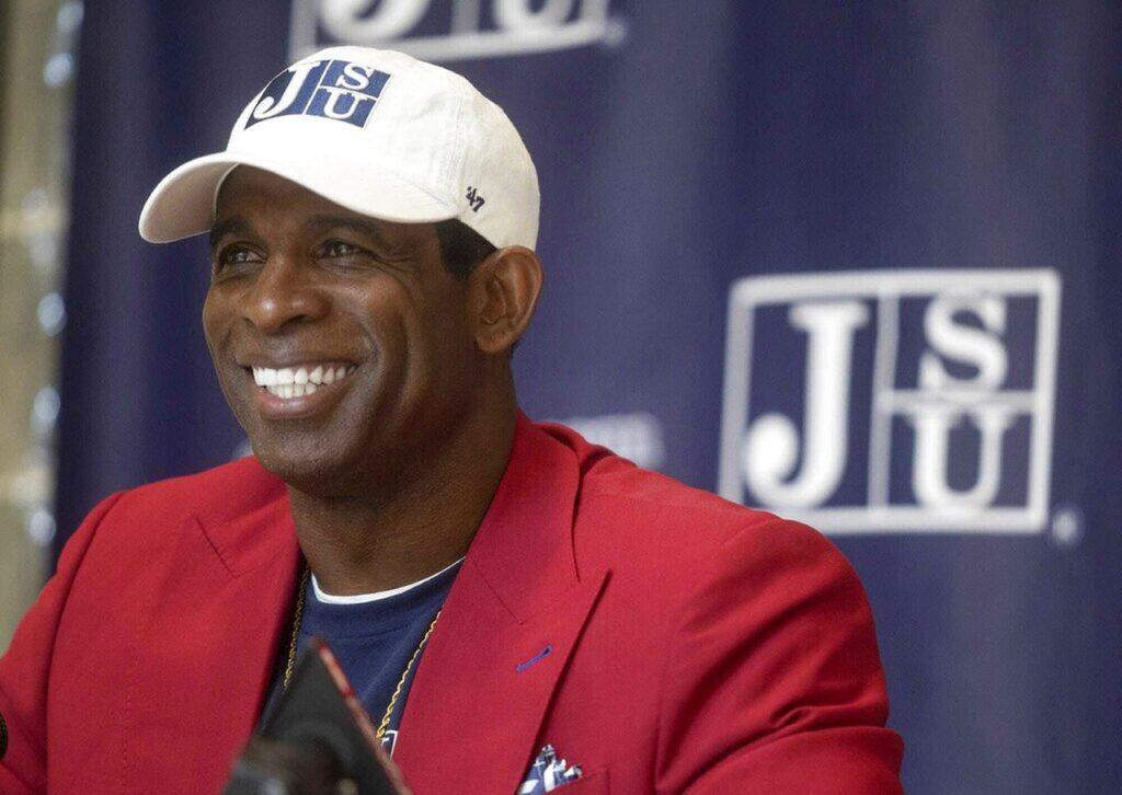 Deion Sanders Coach Prime Jackson State