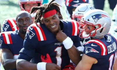 Cam newton Patriots biggest surprises