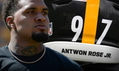 Maurkice Pouncey Antwon Rose