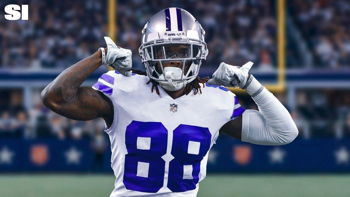Through five weeks in the NFL CeeDee Lamb is 5th in the NFL in receiving
