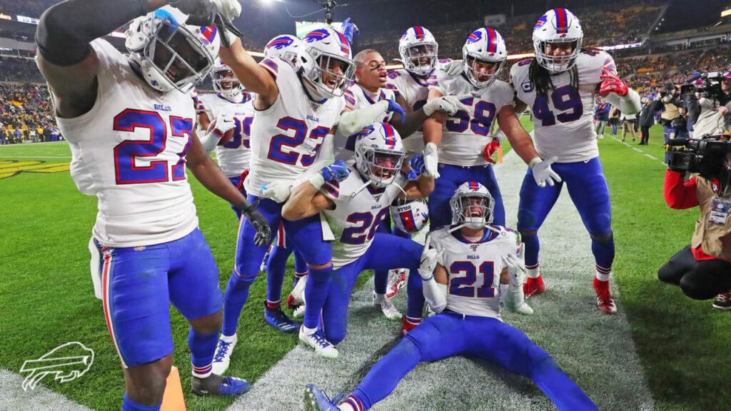 Buffalo Bills fantasy duds