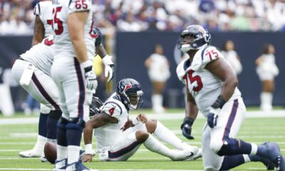Texans offensive line