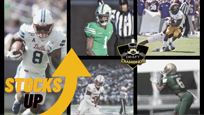 Stock Up, Five draft prospects helping themselves