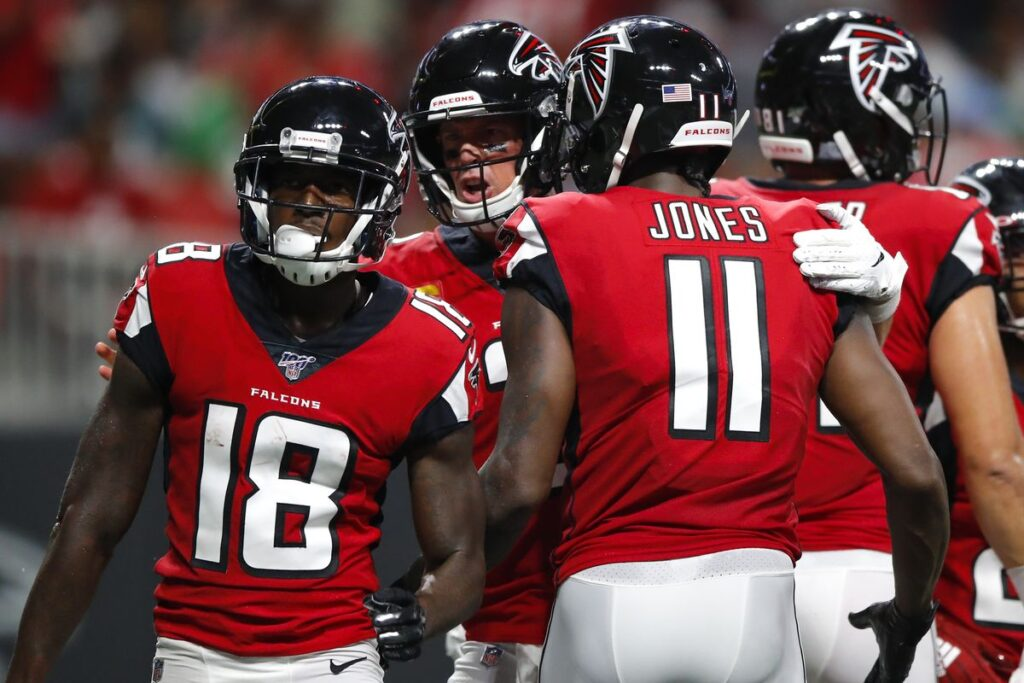 Falcons are a mess right now