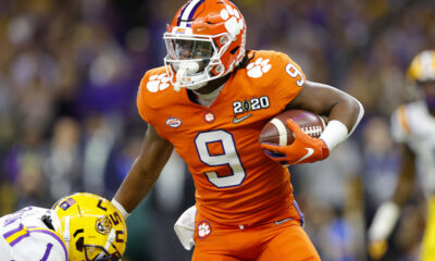 Travis Etienne, RB, Clemson scouting report