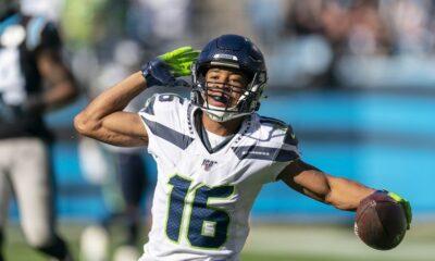 Tyler Lockett Week 6 rankings Seahawks