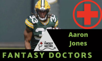 Aaron Jones injury update Packers