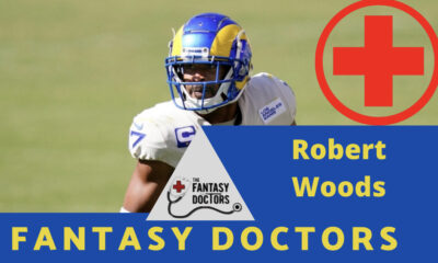 Robert Woods Fantasy Doctors Injury Update