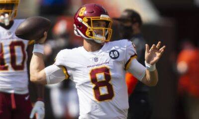 Kyle Allen named starter in Washington