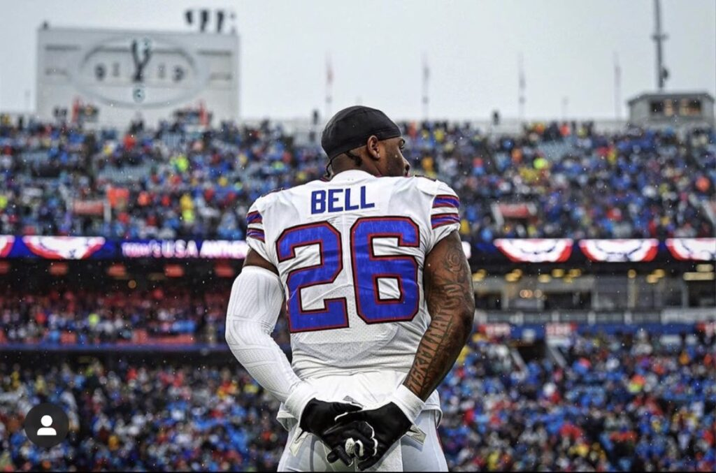 Le'Veon Bell Bills Chiefs Dolphins Predicting