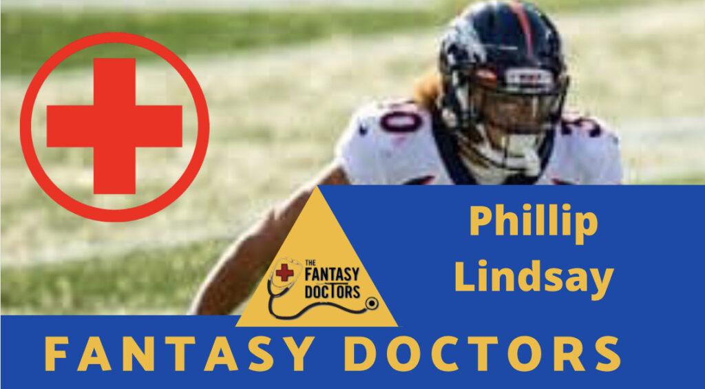 Phillip Lindsay Fantasy Doctors