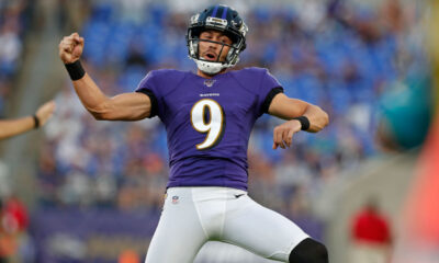 Fantasy Kicker Index Justin Tucker