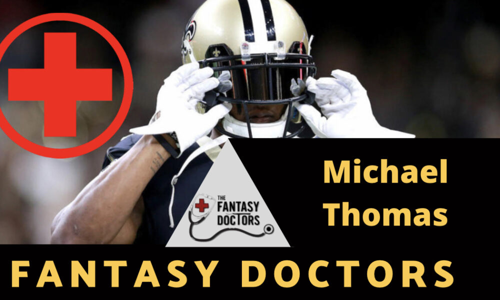 Michael Thomas Injury Update