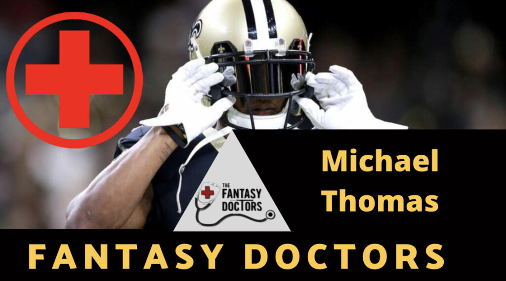 Michael Thomas Injury Update