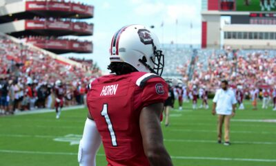Jaycee Horn Scouting Report South Carolina Draft Breakdown
