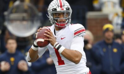 Ohio State QB Justin Fields Highlights