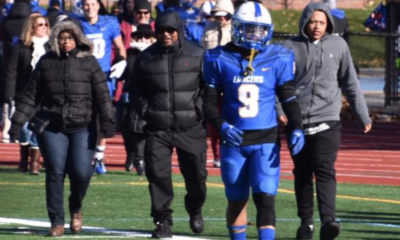 Donnel Lewis Jr. Worcester State
