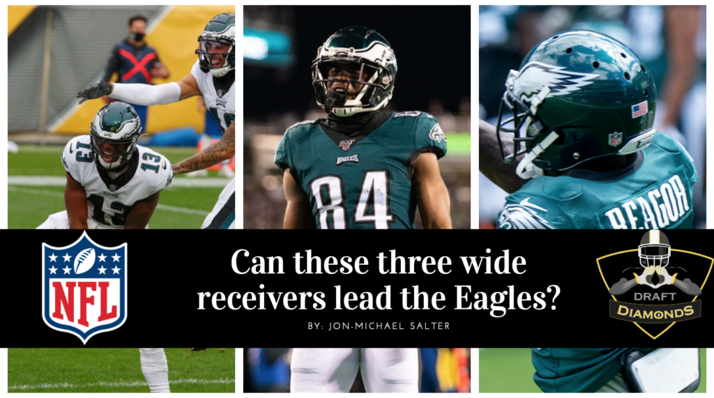Eagles wide receivers