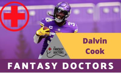 Dalvin Cook Fantasy Doctors