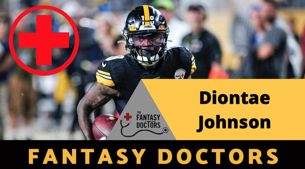 Diontae Johnson Fantasy Doctors