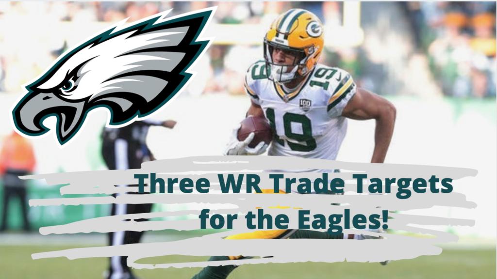 Three WR Eagles should target via trade