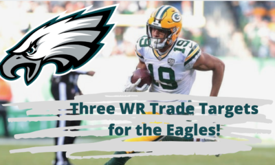 Three WR Eagles should target via trade