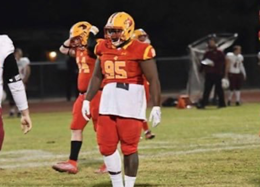 Dezmon Dean, DT, Arizona Christian University