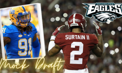 Eagles Mock Draft Jon Michael Salter