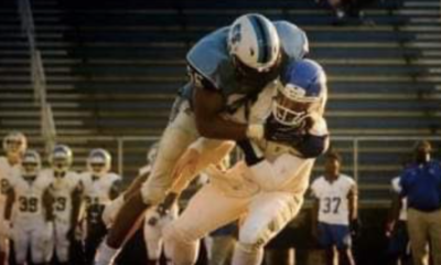 Anthony Mullis, DE/OLB, Livingstone College