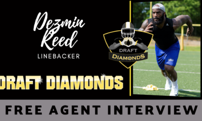 Dezmin Reed Free Agent Interview