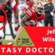 Jeff Wilson Fantasy Doctors Ankle INjury
