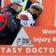 Fantasy Doctors week 7 injury report