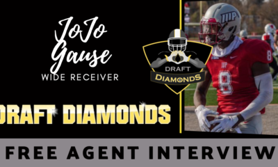 JoJo Gause Free Agent wide receiver