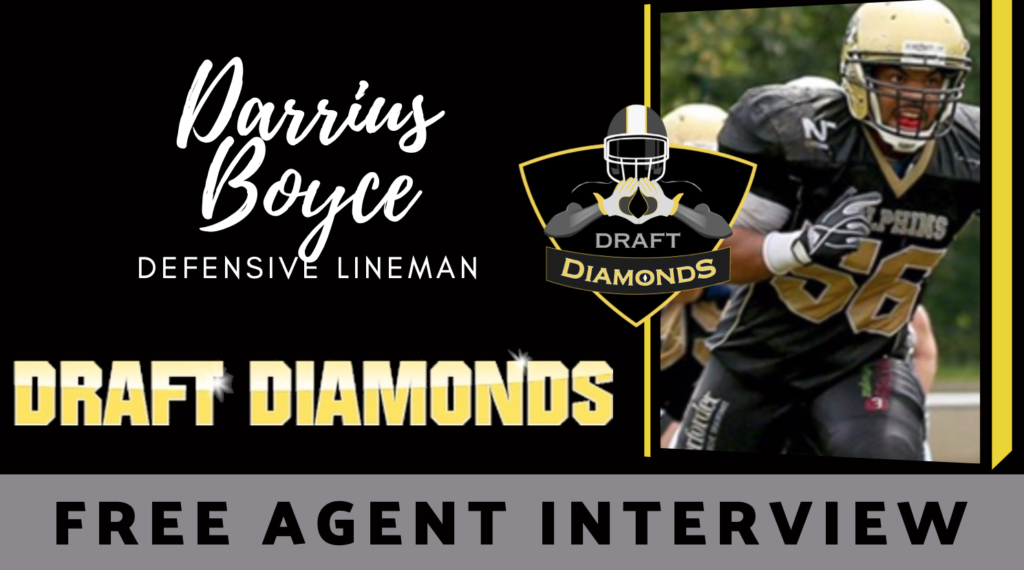 Darrius Boyce Free Agent