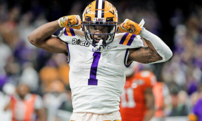 Ja'Marr Chase LSU Scouting Report