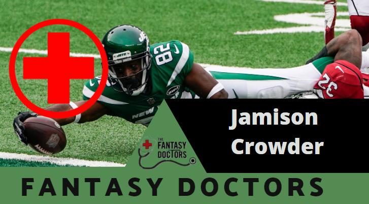 Jamison Crowder Fantasy Doctors Injury Update