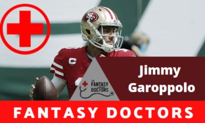 Jimmy Garoppolo Fantasy Doctors
