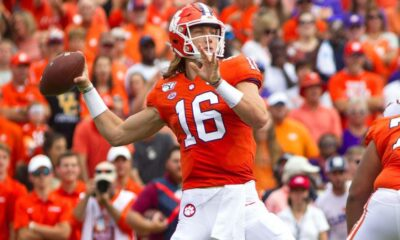 NCAA Football Clemson Trevor Lawrence